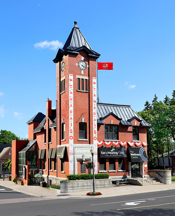 Elmira Clock Tower Wellness Centre and Hearing Clinic