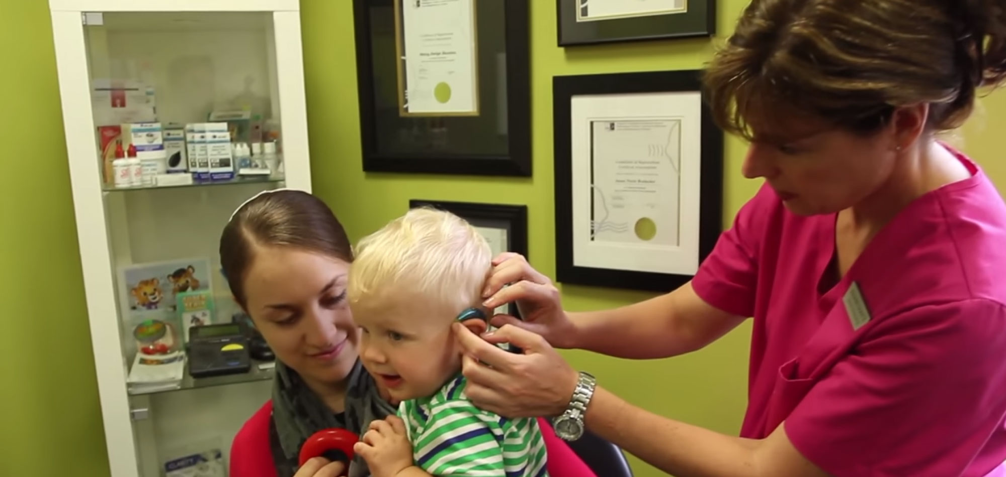 Child Hearing Aid Fitting