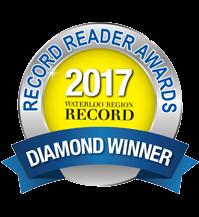 Record Reader Award 2017
